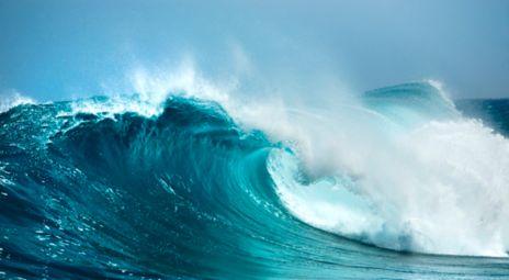 Havbølge