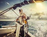 Ombord i seilbåten