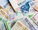 Sedler i ulik valuta