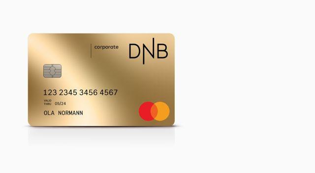 Bestille Voksen Kort Dnb