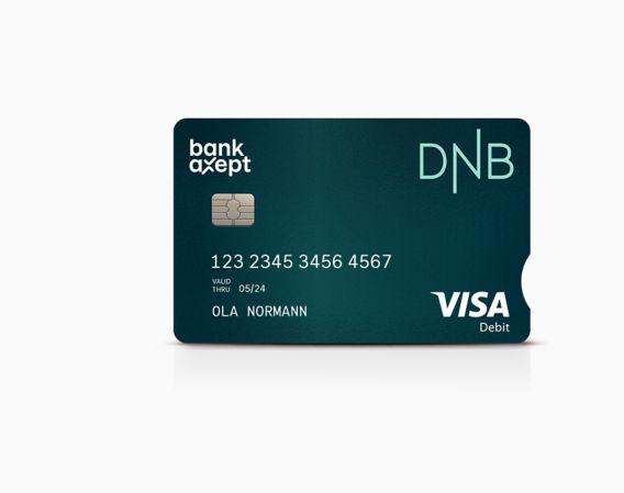 Bedriftskort med Visa