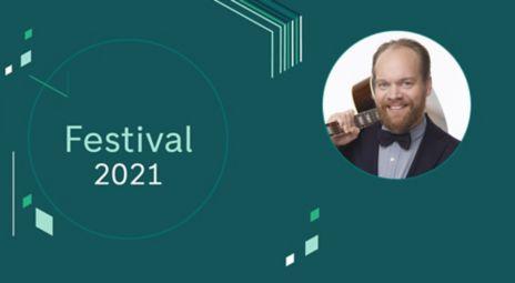 Festival 2021. Jon Niklas Rønning. Illustrasjon med foto.