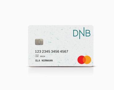 Resirkulert bankkort Mastercard