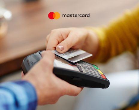 Handel med Mastercard logo