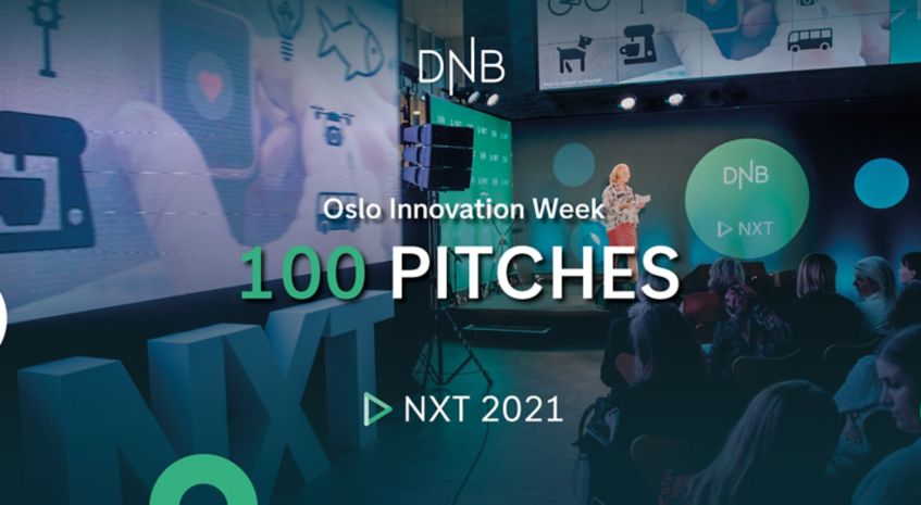DNB Oslo Innovation Week 100 Pitches NXT 2021
